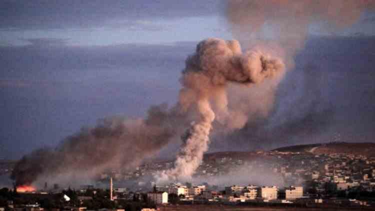 Zeci de militari turci, uciși într-un atac aerian în Siria