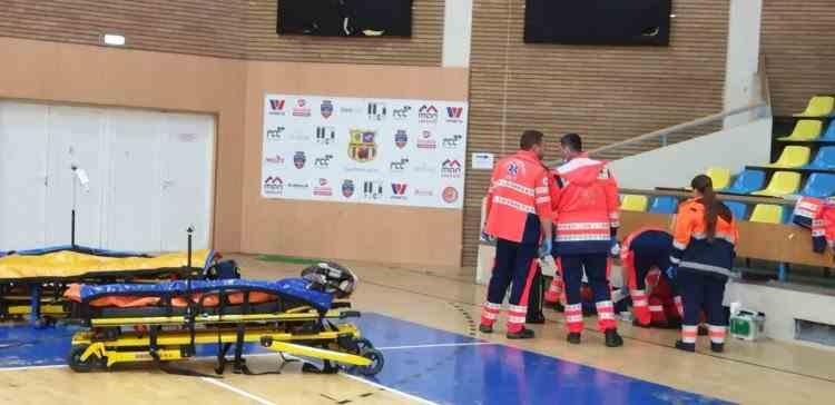 Un muncitor din Arad a murit, după ce a căzut de pe o structură metalică, în Sala Sporturilor