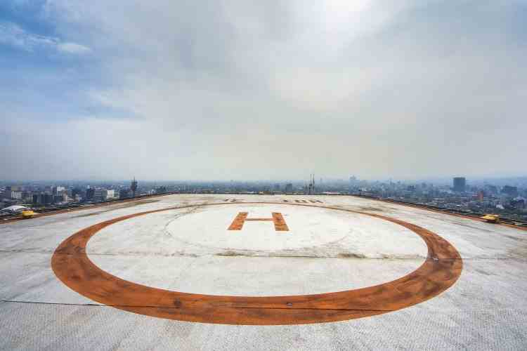 Spitalul Județean din Galați va avea heliport medical