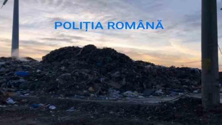 Mandat de arestare emis pentru poluare - Unde ajungea gunoiul strâns din parcurile din Sectorul 1