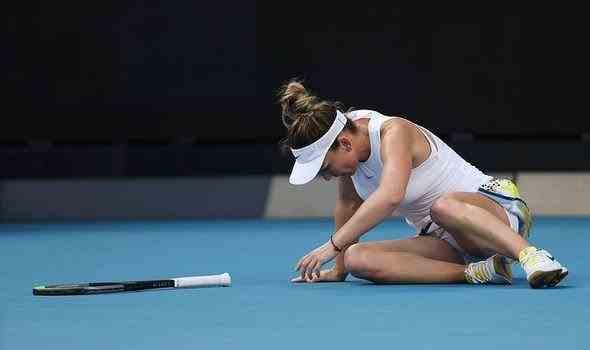 Accidentată la picior, Simona Halep se retrage de la Indian Wells