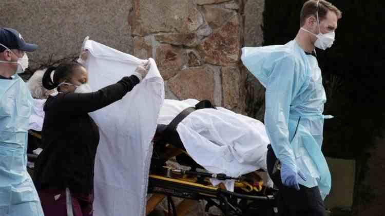 Câţi americani şi câţi români ar putea muri din cauza COVID-19 - Documente scurse în presă