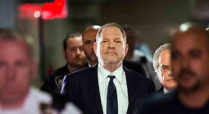 Harvey Weinstein, condamnat la 23 de ani de închisoare pentru agresiune sexuală și viol