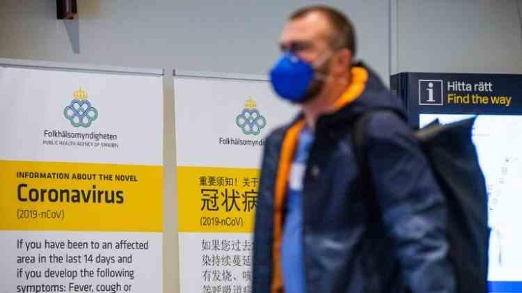 Coronavirus: Primul deces înregistrat în Suedia