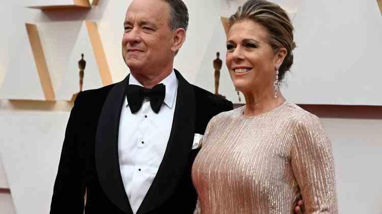 Actorul american Tom Hanks și sotia sa, Rita Wilson, au fost testati pozitiv cu COVID-19