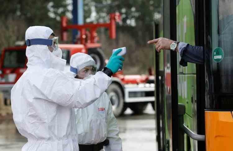 Cehia îşi închide graniţele şi declară stare de urgenţă