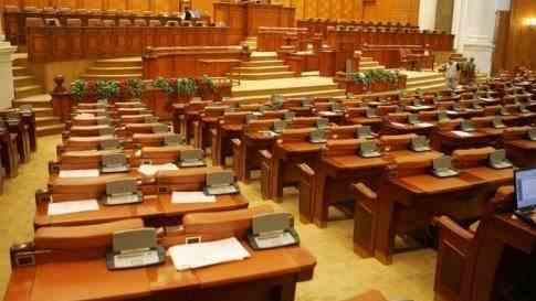 Parlamentul României își va suspenda activitatea