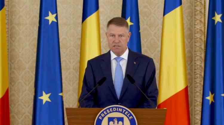 Klaus Iohannis decretează STARE DE URGENȚĂ în România de la începutul săptămânii viitoare