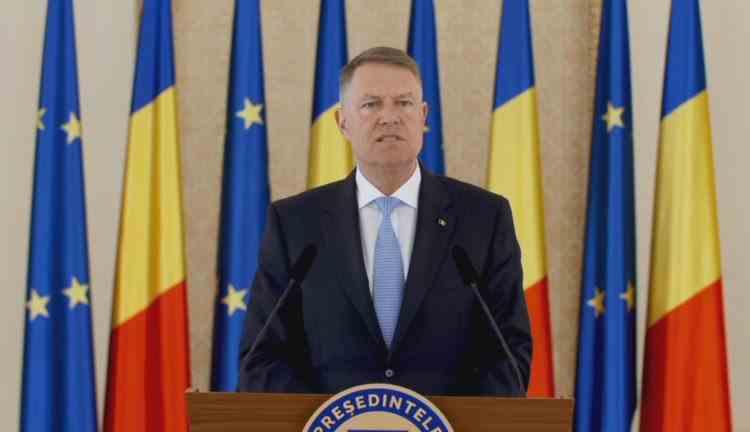 Klaus Iohannis a decretat stare de urgenţă pentru 30 de zile