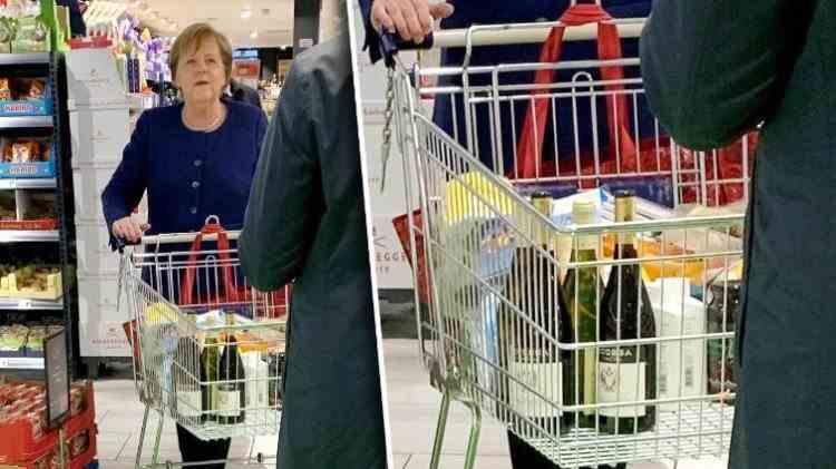 Angela Merkel în izolare la domiciliu după ce a intrat în contact cu un medic bolnav de Covid-19