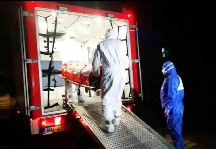 Al treilea deces cauzat de coronavirus în România