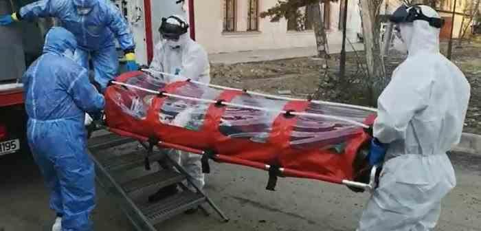 Al 13-lea deces cauzat de coronavirus în România