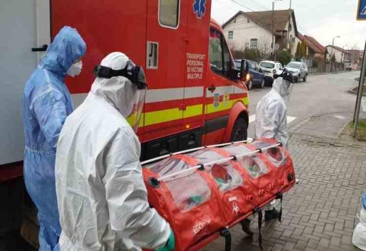 13 decese - 144 cazuri noi de coronavirus - 906 cazuri în România