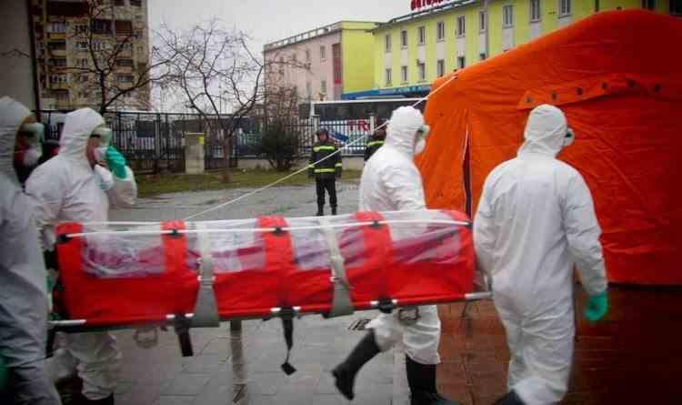 44 de decese - 192 cazuri noi de coronavirus - 1952 cazuri în România (30.03.2020)
