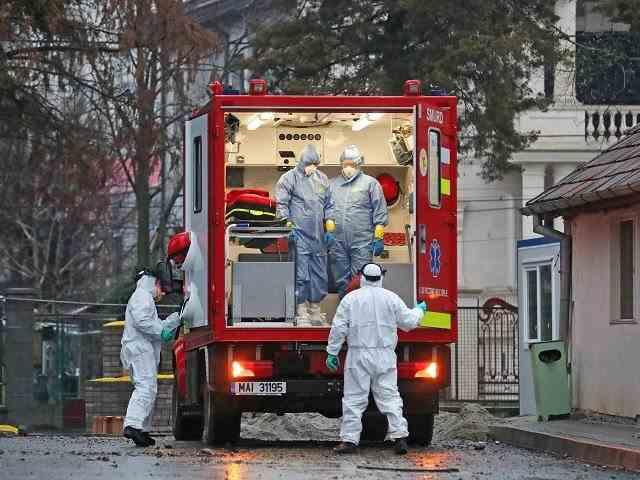 85 de decese - 215 cazuri noi de coronavirus - 2460 cazuri în România (01.04.2020)