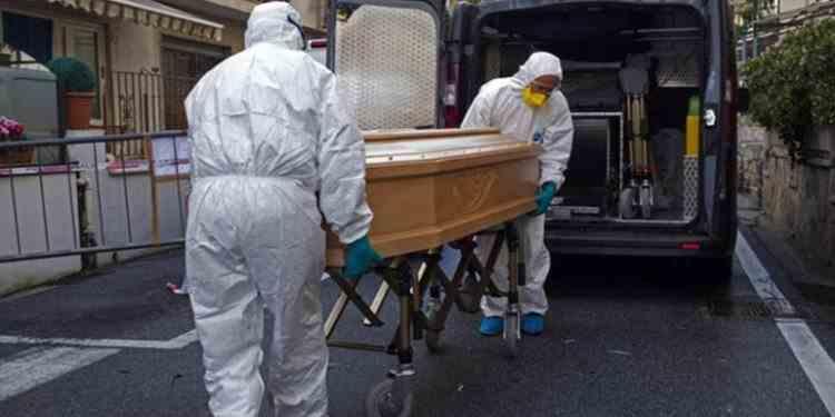 ITALIA: 760 de morți în ultimele 24 de ore din cauza coronavirusului (02.04.2020)