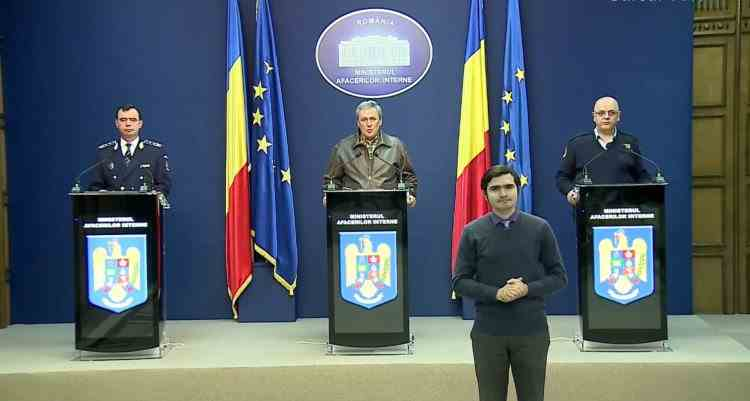 Ordonanţa militară numărul 7: Carantină totală în localitatea Ţăndărei. Se anulează mai multe zboruri comeriale