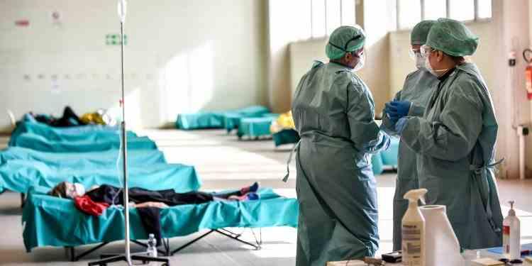 ITALIA: 525 de morți în ultimele 24 de ore din cauza coronavirusului (05.04.2020)