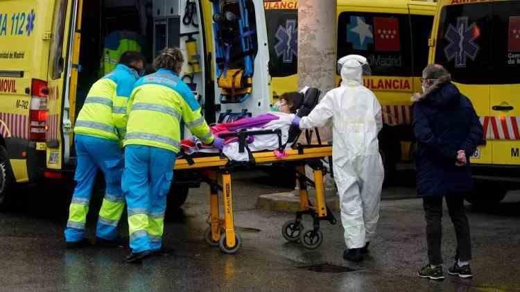 SPANIA: 683 decese în ultimele 24 de ore (09.04.2020)