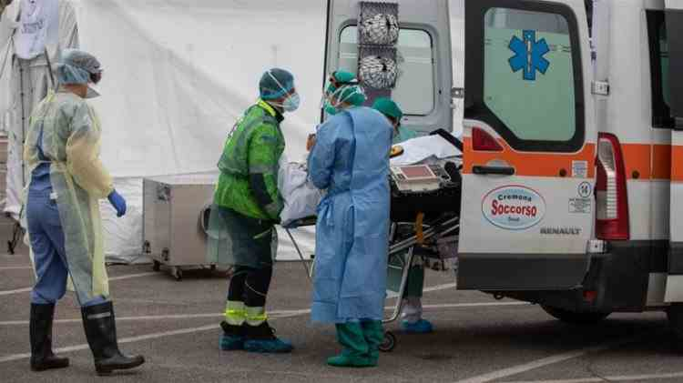 ITALIA: 610 de morți în ultimele 24 de ore din cauza coronavirusului (09.04.2020)