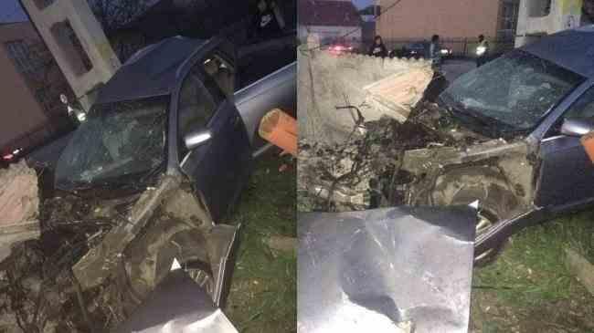 Trei tineri au murit într-un accident în județul Vâlcea