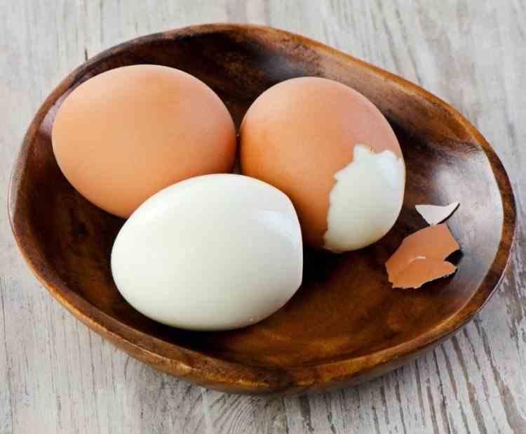Cum faceți ouăle fierte perfecte? - Utilizări ale bicarbonatului de sodiu