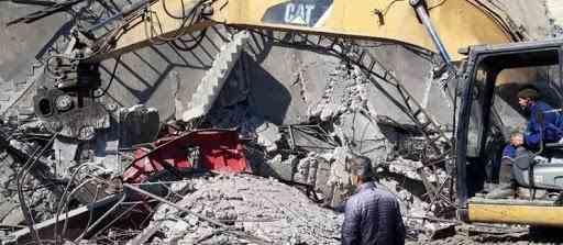 Cei doi muncitori prinși miercuri sub dărâmături la Mina Uricani au murit