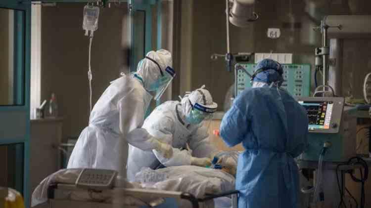 Numărul cadrelor medicale infectate cu noul coronavirus este 1031, conform raportărilor primite de INSP din teritoriu