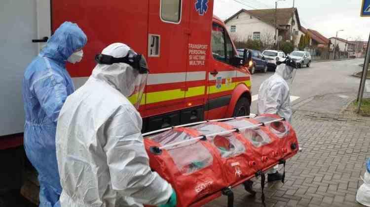 434 de decese - 328 cazuri noi de coronavirus - 8746 cazuri în România (19.04.2020)