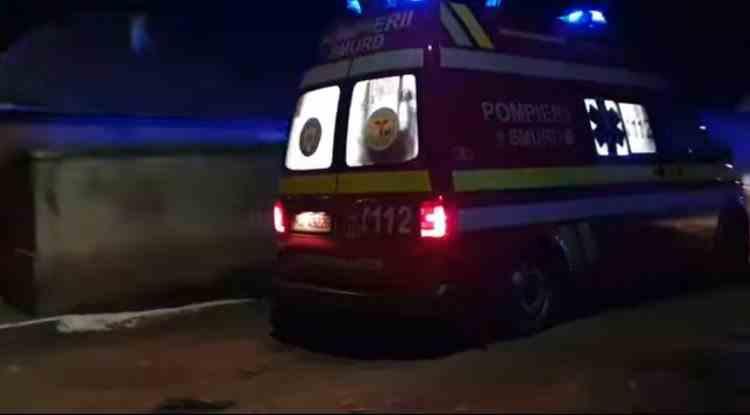 Patru polițiști au ajuns la spital după conflictul produs în cartierul de țigani din Codlea
