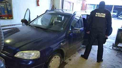 Doi polițiști de frontieră din Botoșani au fost infectați cu COVID-19