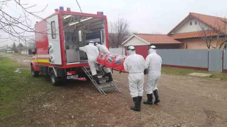 552 de decese - 321 cazuri noi de coronavirus - 10417 cazuri în România (24.04.2020)