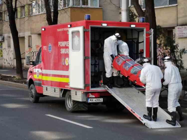 575 de decese - 218 cazuri noi de coronavirus - 10635 cazuri în România (25.04.2020)