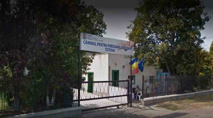Focar de COVID-19 de la căminul de bătrâni din Tutova - Un bărbat de 82 de ani a murit