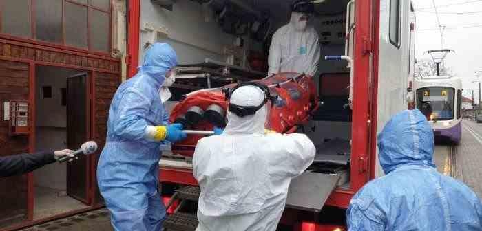 726 de decese - 327 cazuri noi de coronavirus - 12567 cazuri în România (01.05.2020)