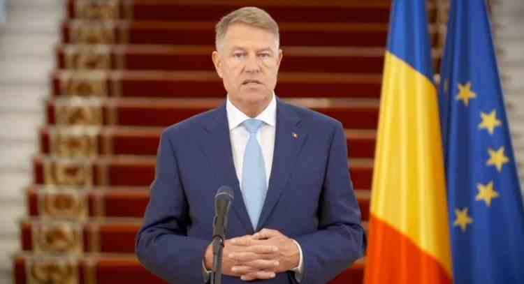 Klaus Iohannis: Starea de urgenţă nu va fi prelungită - Din 15 mai intrăm în stare de alertă