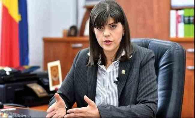 Laura Codruța Kovesi a câștigat procesul la CEDO