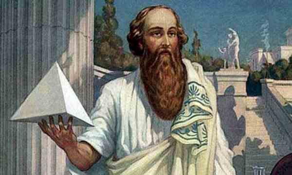 Pitagora - Oamenii îşi atrag relele prin propria şi libera lor alegere