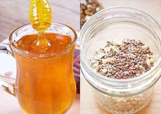Miere de albine cu semințe de in – Curăță colonul, desfundă arterele și mărește imunitatea