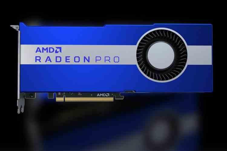 Placa video Radeon Pro VII a fost lansată de AMD