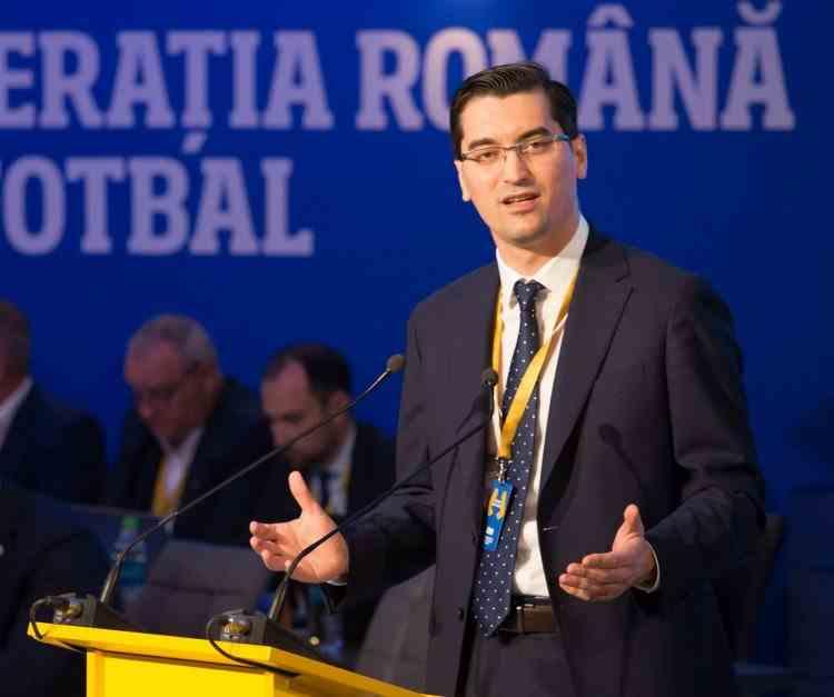 Răzvan Burleanu a anunţat când se va relua fotbalul în România