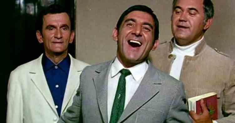 Au trecut 10 ani de la moartea actorului Jean Constantin