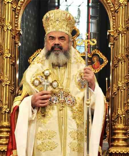 Ce salariu încasează lunar Patriarhul Daniel