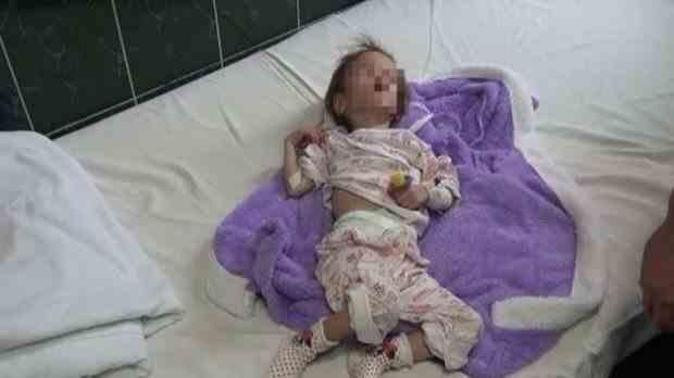 Florentina, fetița hrănită până la 4 ani doar cu pufuleți și ceai, are acum 10 ani