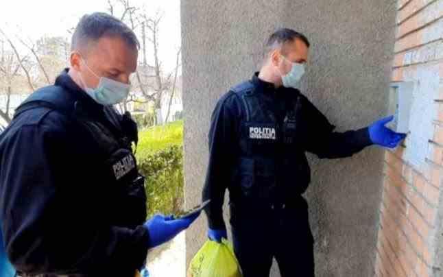 Un bărbat aflat în carantină, sub pază, a fost găsit mort