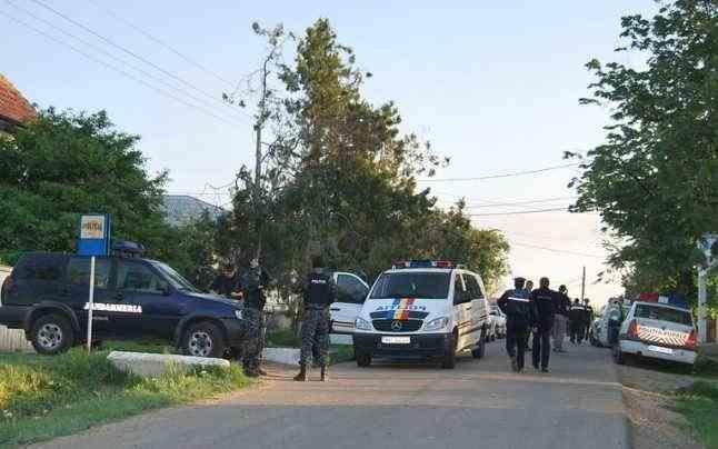 Două clanuri ţigăneşti au fost implicate în bătăi de stradă în județul Vaslui