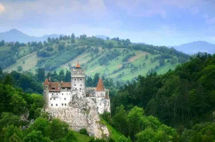 Castelul Bran s-a redeschis