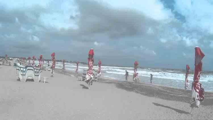 ANM: Coduri Galbene pe litoral şi în mai multe judeţe