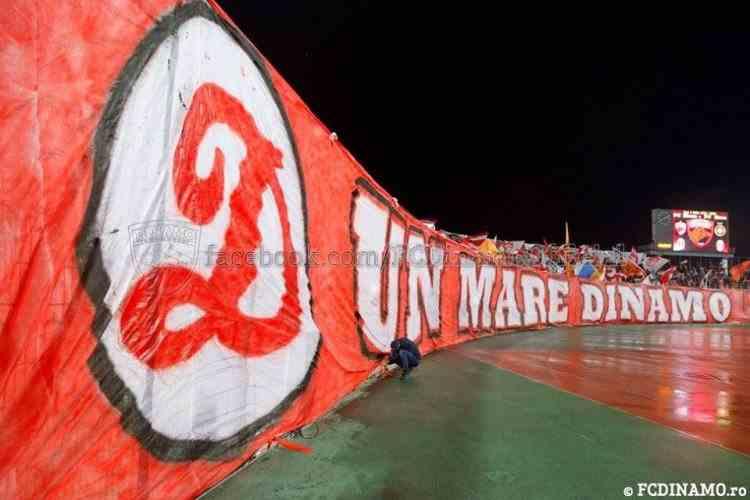 Meciul Dinamo - Chindia Târgovişte a fost suspendat după ce un angajat al clubului Dinamo a fost diagnosticat cu COVID-19