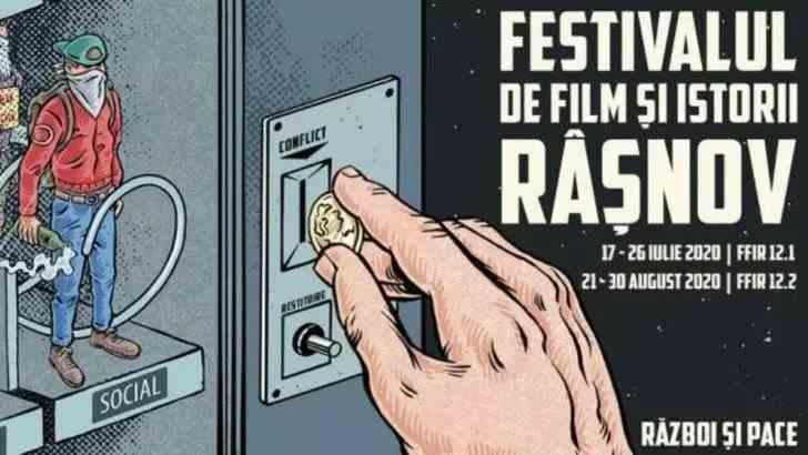 Festivalul de Film şi Istorii Râşnov - Ediția a XII-a în 2020